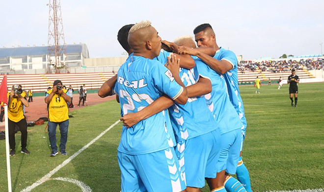Llacuabamba, Copa Perú