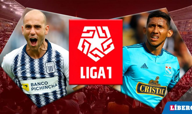 Alianza Lima vs Sporting Cristal EN VIVO