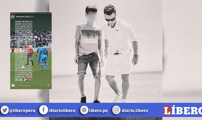 Juan Pablo Vergara: Hijo del futbolista fallecido le dedica conmovedora carta de despedida