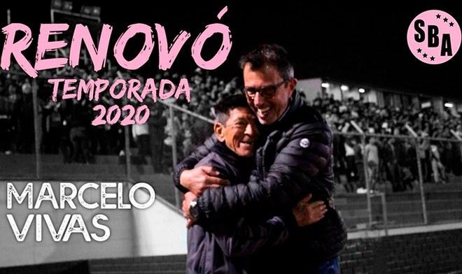 Claudio Vivas, Sport Boys
