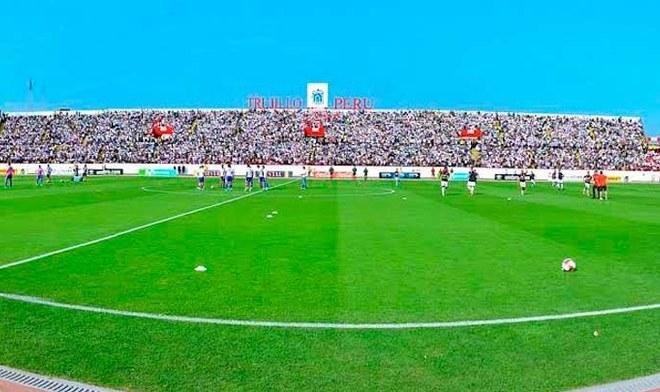 Estadio Mansiche - Trujillo
