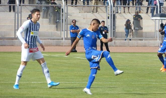 Alianza Lima, Binacional, Torneo Clausura 2019