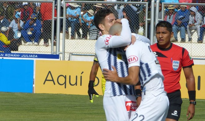 Alianza Lima, Binacional, final