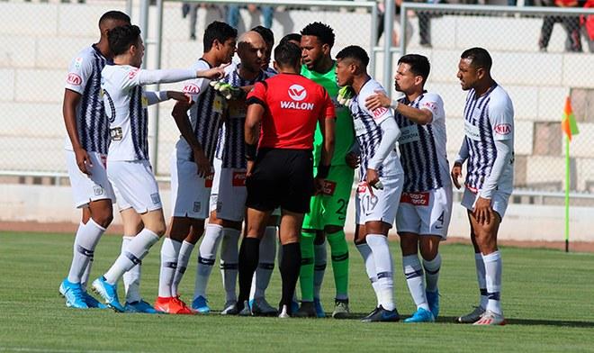 Alianza Lima, Binacional, Final 2019