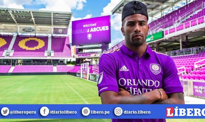 Carlos Ascues - Orlando City