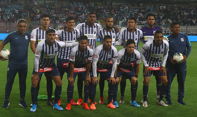 Hansell Riojas, Alianzan Lima