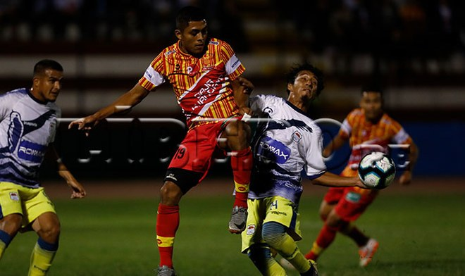 Atlético Grau vs Chavelines