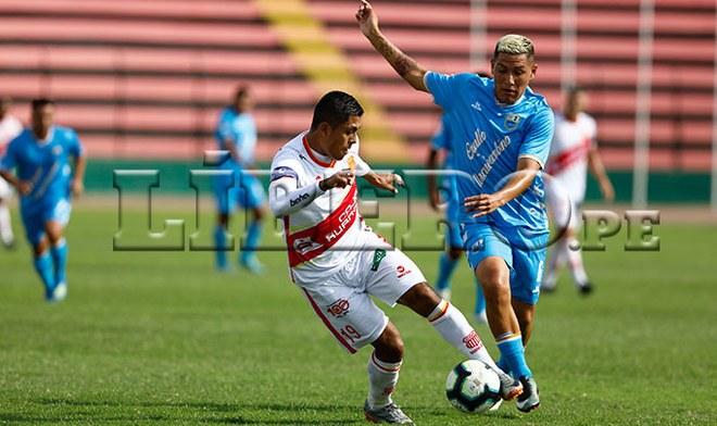 Grau vs Llacuabamba