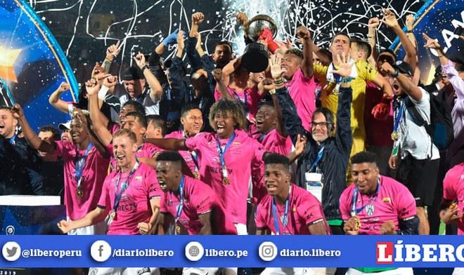 Sorteo Copa Libertadores 2020 - Independiente del Valle