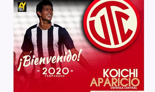 Koichi Aparicio, UTC