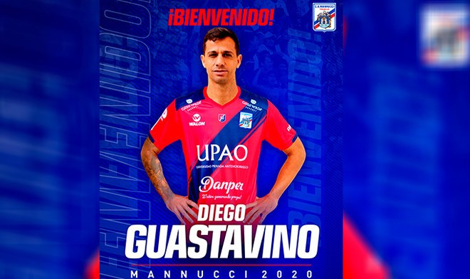Diego Guastavino, Mannucci