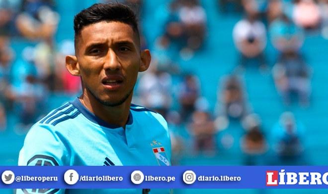 Alianza Lima - Christofer Gonzáles
