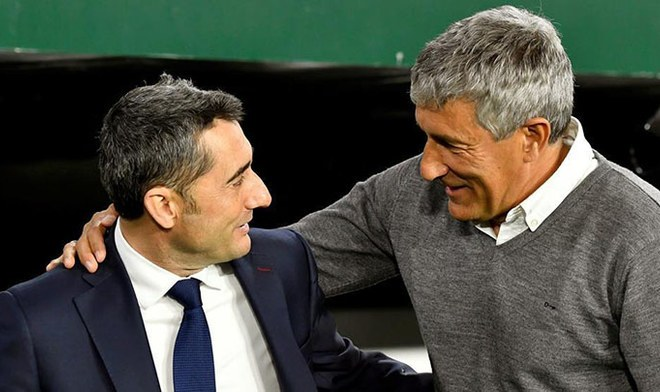 Ernesto Valverde dejó de ser entrenador de Barcelona tras reunión de la directiva | Quique Setién | Lionel Messi | Liga Santander | Supercopa de España | FOTO