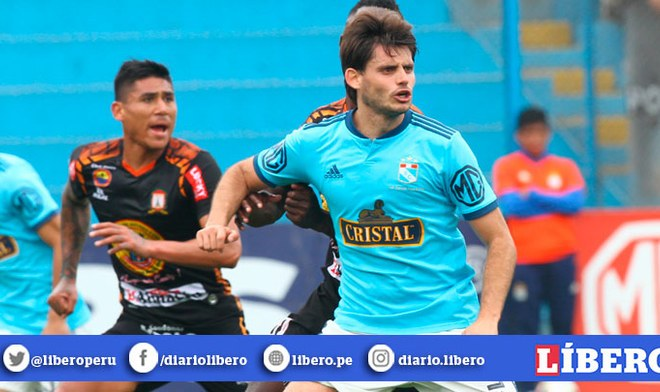 Sporting Cristal - Omar Merlo - Colo Colo