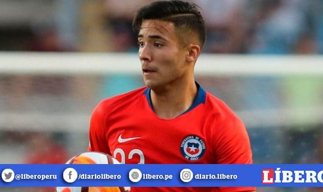 Nicolás Díaz - Colo Colo