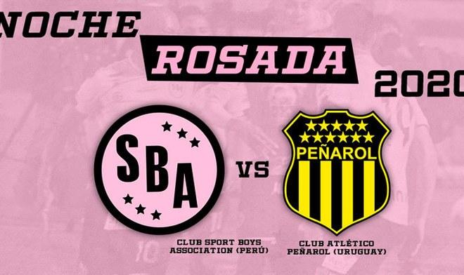 Sport Boys confirmó a Peñarol como su rival para la Noche Rosada en el Estadio San Marcos