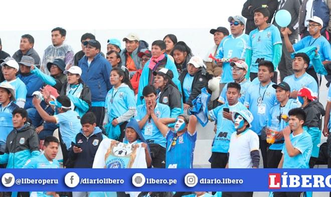 Binacional - Copa Libertadores