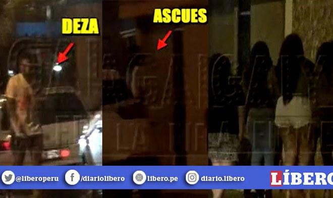 """Jean Deza y Carlos Ascues son 'ampayados' armando """"juergaza"""" en plena Pretemporada con Alianza"""