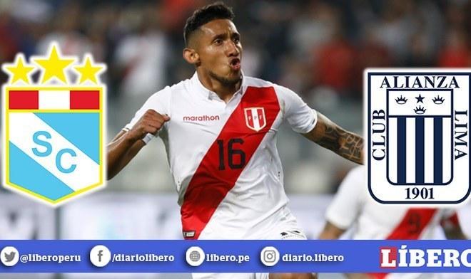 Christofer Gonzales, Alianza Lima