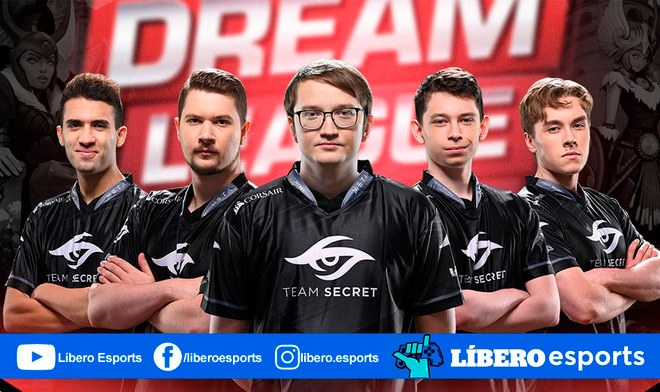 Dota 2 DreamLeague Season 13 Beastcoast Team Secret Leipzig Major revancha hora stream en vivo