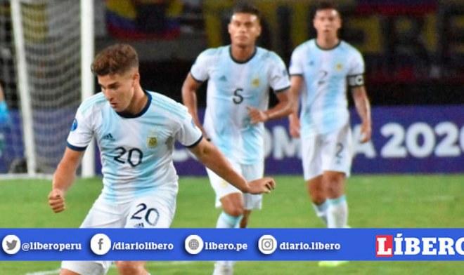 DirecTV EN VIVO Argentina vs Chile Sub 23 ONLINE T13 Partido HOY Preolímpico Colombia 2020 Grupo Fecha Hora Ver Canal 13 TVN TyC TNT Sports TV Pública