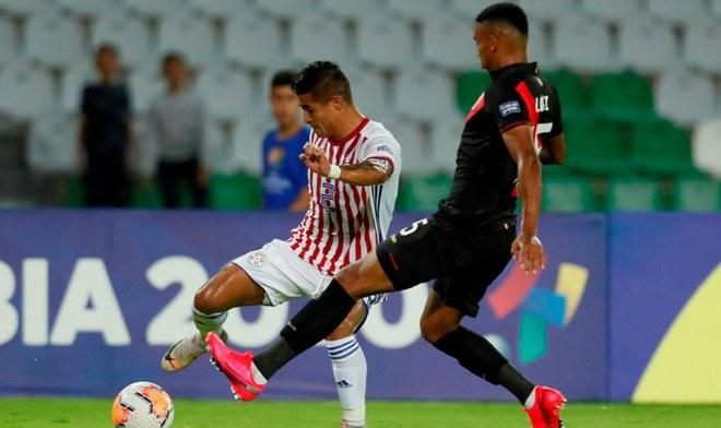 Perú vs Paraguay