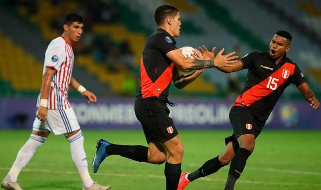 Preolímpico Sub-23 Colombia: Así quedó la tabla de posiciones tras el triunfo de Perú