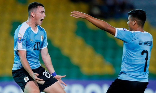 Perú vs Uruguay Sub-23