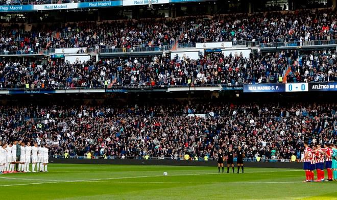 Real Madrid vs Atlético de Madrid [ESPN 2 EN VIVO] PT 0-0 en directo