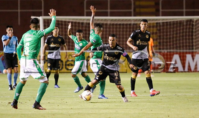 Cusco FC vs Audax Italiano