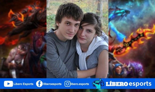 Dota 2 Puppey Burning Loda jugadores profesionales casado FOTOS twitter reddit facebook matrimonio iceiceice fy somnus fear akke solo