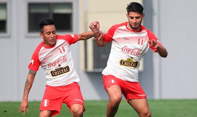 Christian Cueva debutó con Pachuca y anotó un doblete ante Puebla
