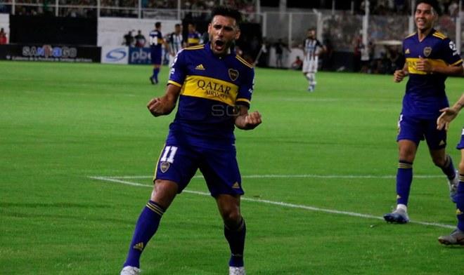 Boca Juniors vs Central Córdoba