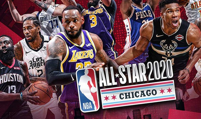 NBA All Star Game 2020: Team LeBron vs Team Giannis