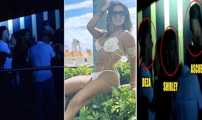 Alianza Lima Jean Deza Carlos Acues Shirley Arica rompe sus silencio tras ampay con los futbolistas ante Grau | YouTube | Magaly Medina