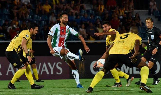 Guaraní 2 Palestino 1 - Copa Libertadores 2020 (Tercera Fase - Vuelta) - Vídeo Noticia-1582844903-palestino-guarani