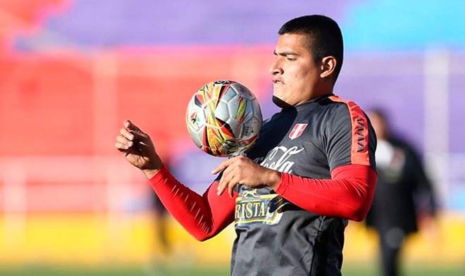 Diego Mayora, Selección peruana