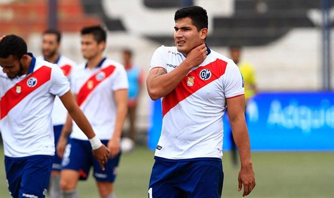 Diego Mayora, Copa Perú