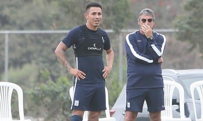 Jean Deza iba a concentrar para el clásico pero esta fue la respuesta de Pablo Bengoechea | Alianza Lima