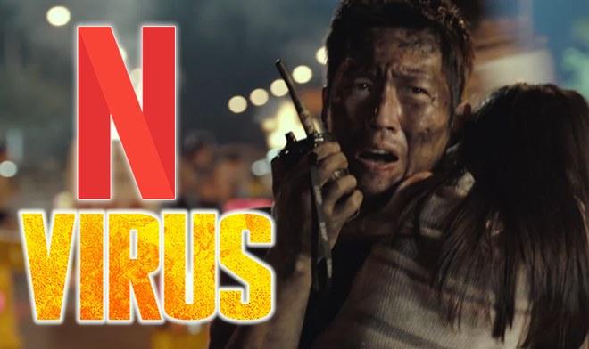 Coronavirus la película que predijo la epidemia Virus Netlifx Online Video Youtube