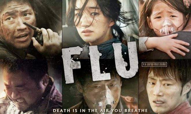 'The Flu' es el nombre en Estados Unidos