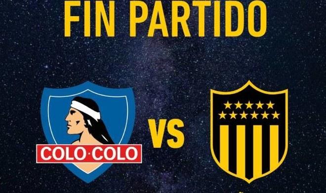 Colo Colo vs. Peñarol