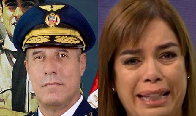 General Del Aire: Los datos del general que al que llamó Milagros Leiva | Tendencia | Cuarentena | PNP