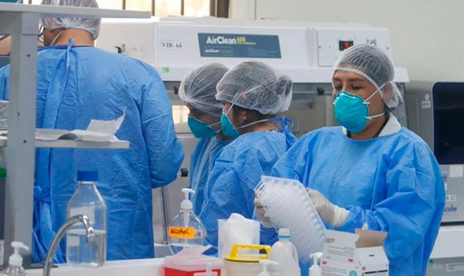 Coronavirus en Peru