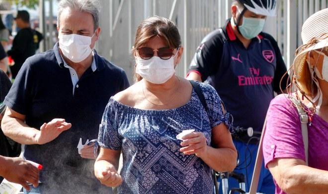 Coronavirus en Chile COVID-19 Estado de Catastrofe EN VIVO minuto a minuto infectados muertes cuarentena Santiago Sebastian Piñera Ultimas Noticias Jueves 26 de marzo
