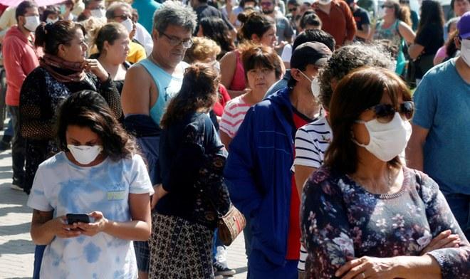 Coronavirus en Chile COVID-19 Estado de Catastrofe EN VIVO minuto a minuto infectados muertes cuarentena Santiago Sebastian Piñera Ultimas Noticias hoy Jueves 26 de marzo