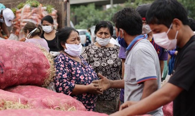 Coronavirus Latinoamerica COVID-19 EN VIVO cuantos infectados muertes Peru Argentina Chile Ecuador Colombia Mexico mapa paises cuarentena Sudamerica contagios jueves 26 de marzo