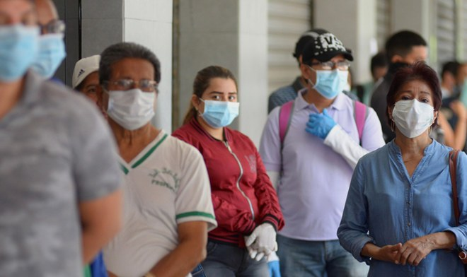 Coronavirus en Ecuador COVID-19 Estado de excepcion EN VIVO minuto a minuto infectados muertes Quito Lenin Moreno últimas noticias jueves 26 de marzo 2020
