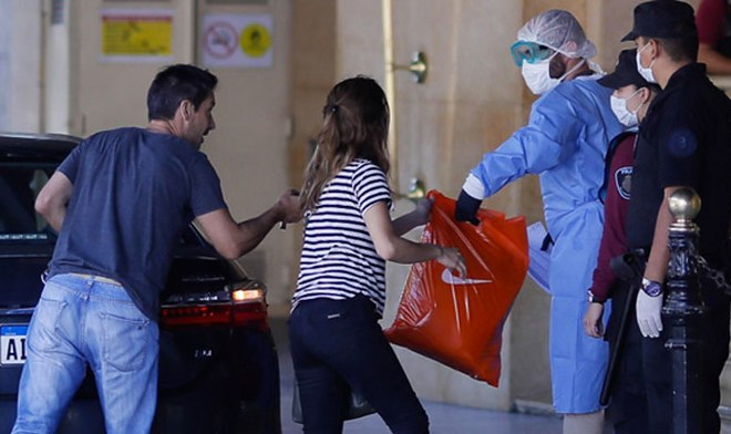 Coronavirus en Argentina EN VIVO HOY martes 31 de marzo COVID-19 cifras MINUTO A MINUTO Ministerio de Salud