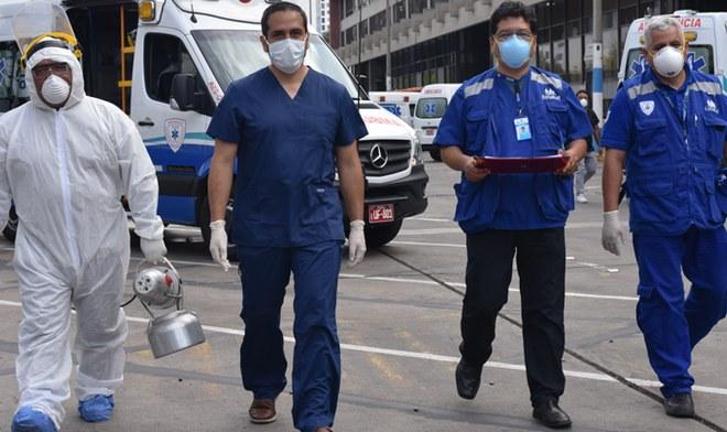 Coronavirus en Peru COVID-19 Estado de Emergencia EN VIVO Minuto a Minuto Infectados Muertes Comunicado Minsa Ultimas Noticias hoy viernes 3 de abril 2020